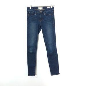 FRAME Denim Le Skinny De Jeanne Jeans   Size: 27